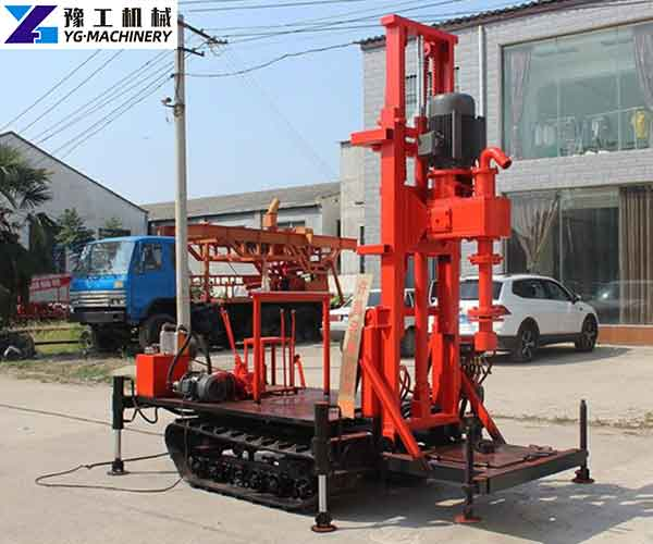 XYX-3 Trailer Mounted Water Well Drilling Rigs